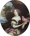 Mignard, workshop of - The Duchess of Montpensier, oval.jpg