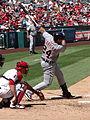 Miguel Cabrera batting against Angels (2012-09-09).JPG