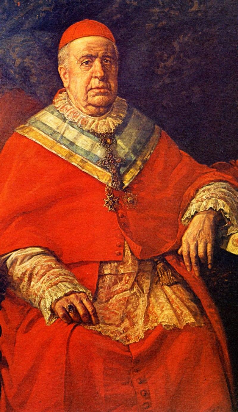 Miguel Payá y Rico - 1885 - Román Navarro