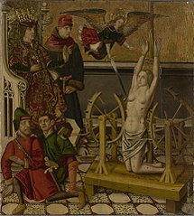 The Martyrdom of Saint Catherine