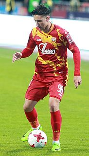 Mihail Aleksandrov Bulgarian footballer