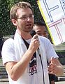 Mike Hudema speaks for Tibet (cropped).jpg