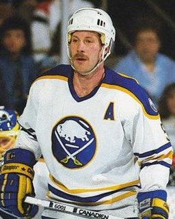 Mike Ramsey (ice hockey) American ice hockey player