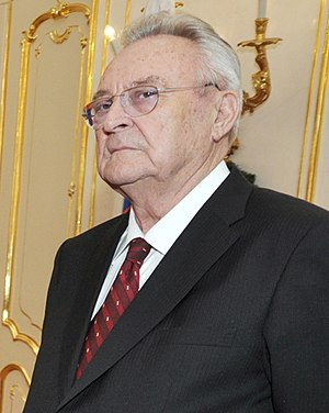Prime Minister of Slovakia - Image: Milan Čič (jan. 2012)