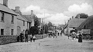 Milborne St Andrew - Milborne St Andrew circa 1900
