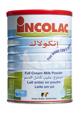 Powdered milk - Incolac powdered milk