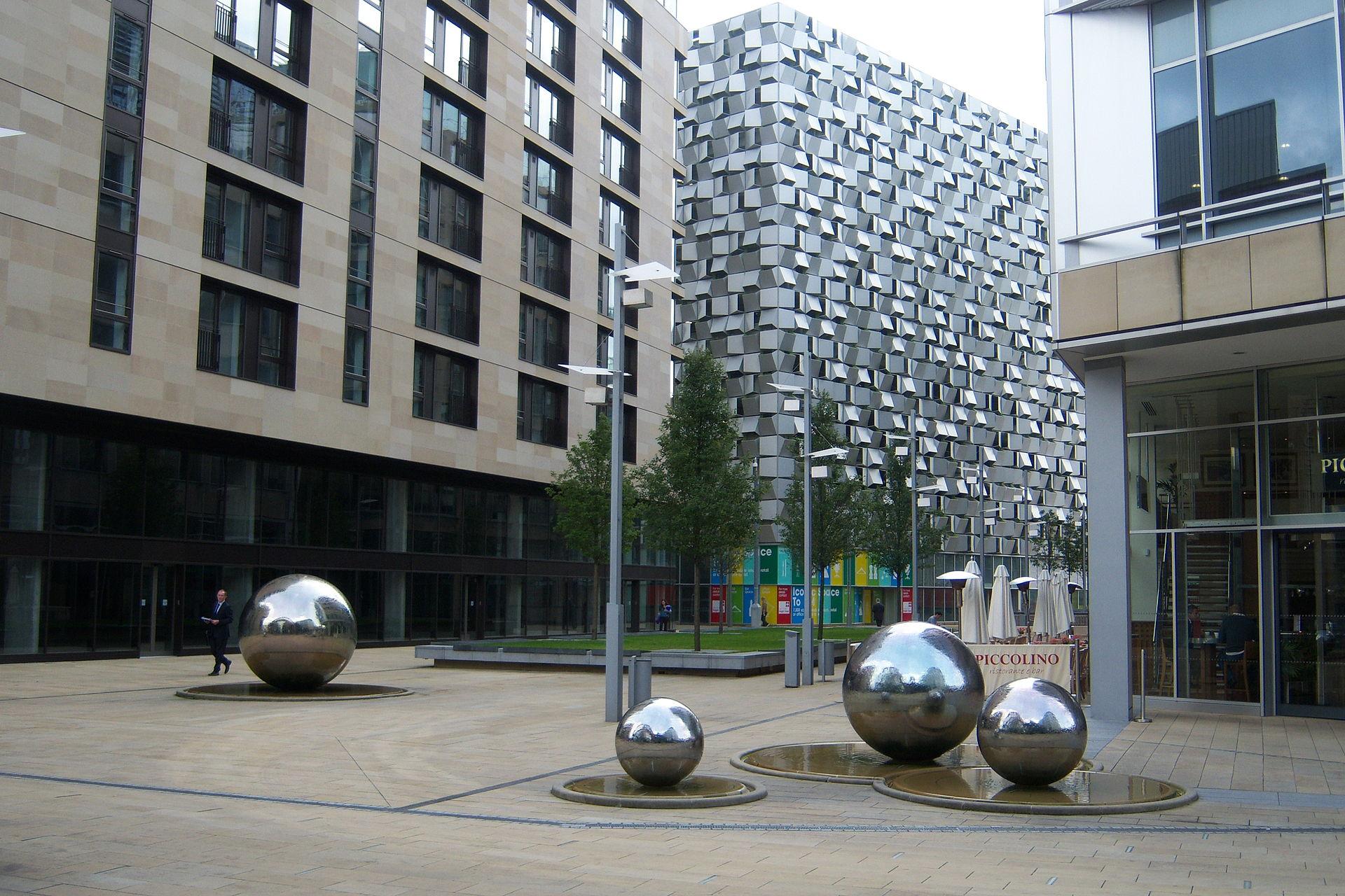 Millennium Square Sheffield Wikipedia