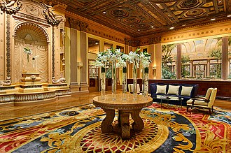 Millennium Biltmore Hotel - Millennium Biltmore Hotel Lobby