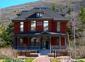Miners Hospital Park City Utah photo D Ramey Logan