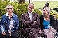 Mink Stole, John Waters and Susan Lowe - 2014 (27653043468).jpg