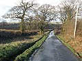 Minor road to Hatherleigh - geograph.org.uk - 1135446.jpg
