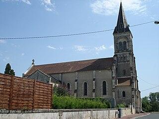 Minzac Commune in Nouvelle-Aquitaine, France