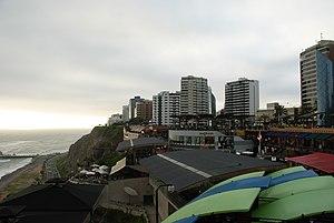 Miraflores-Lima.