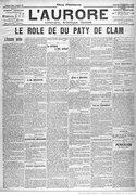 Mirbeau - À M. Brisson, paru dans L'Aurore, 14 septembre 1898.djvu