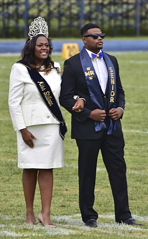 Stillman College - Miss. Stillman College (2015)