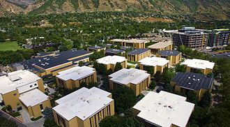 Missionary (LDS Church) - The Missionary Training Center in Provo, Utah, United States, is one of 15 such centers located throughout the world.