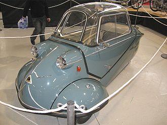 Messerschmitt KR175 - MI-VAL Mivalino