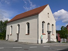 Alte Kirche Mochenwangen
