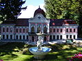Modellpark Mönichkirchen - Schloss Gödöllö.JPG