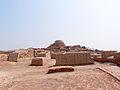 Mohenjo-daro stupa view.JPG