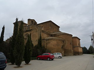 cultural property in Villanueva de Sigena, Spain