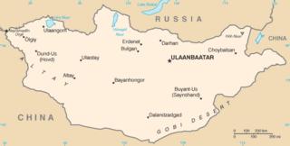 Mongolia–Russia border