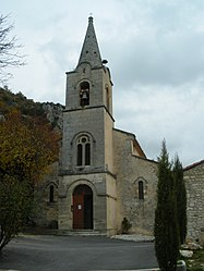 Church of Monieux