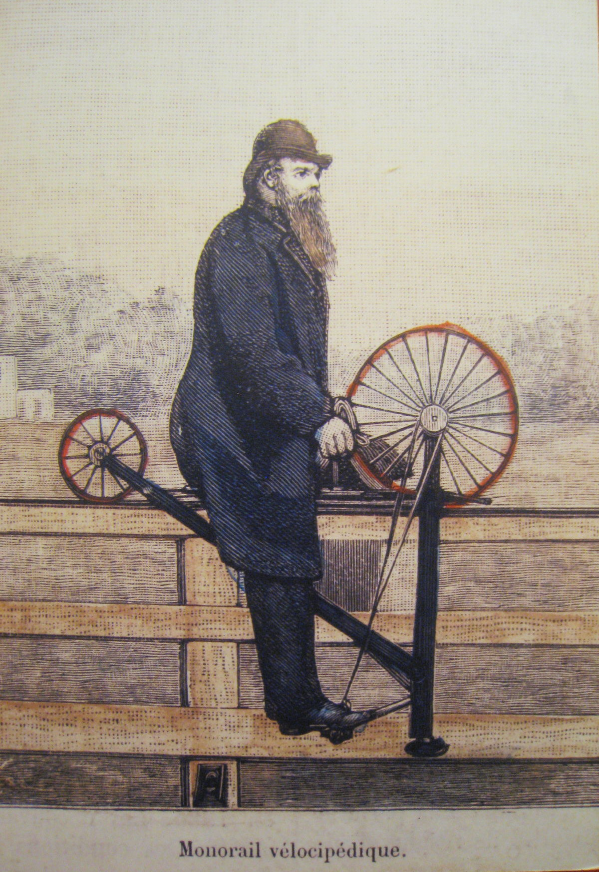 Monorail - Simple English Wikipedia, the free encyclopedia