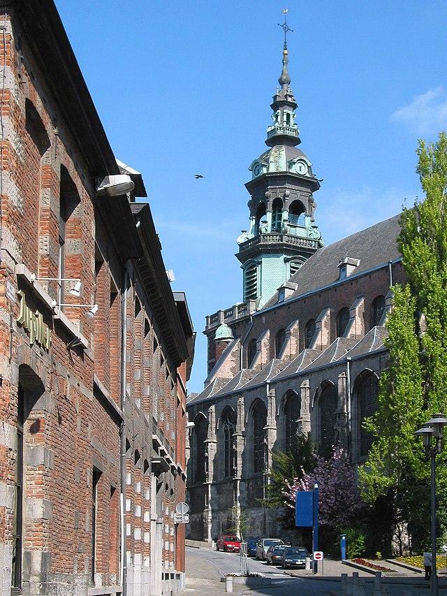 Église Sainte-Élisabeth de Mons