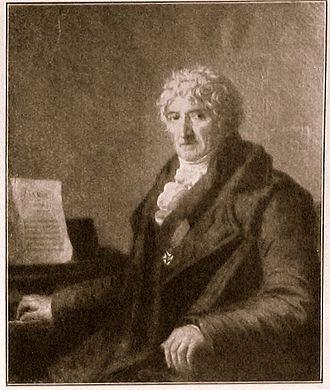 Pierre-Alexandre Monsigny - Pierre-Alexandre Monsigny