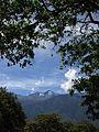 Montañas de la Sierra Nevada vistas desde el Parque la Isla..JPG
