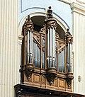 Montauban - Cathédrale orgue de choeur PM82000362.jpg