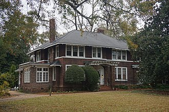 The F. Scott and Zelda Fitzgerald Museum in Montgomery, Alabama Montgomery December 2018 86 (F. Scott and Zelda Fitzgerald Museum).jpg