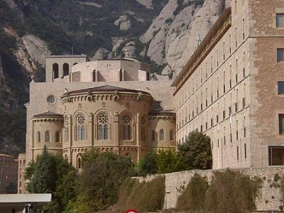 Montserrat Spain Travel Guide At Wikivoyage