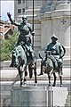 Monumento a Cervantes (Madrid) 10o.jpg
