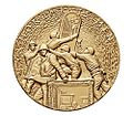 Monuments Men Congressional Gold Medal (front).jpg