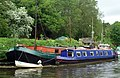 Moorings above Hanham Lock - geograph.org.uk - 181373.jpg