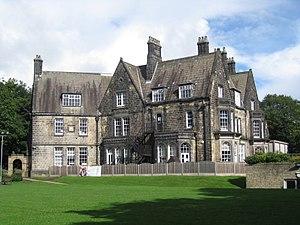 Weetwood - Fox Hill: now Moorlands School