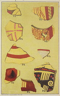 Moravian painted pottery.jpg