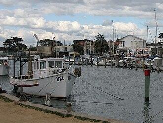 Mordialloc, Victoria - Mordialloc Creek