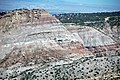 Morrison Formation (Upper Jurassic; No Thoroughfare Canyon, Colorado National Monument, Colorado, USA) 6 (23955673865).jpg