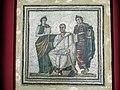 Mosaic in the Musée National du Bardo in Tunis of the poet Virgil (3rd century AD).jpg