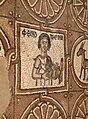 Mosaic of a man, Petra Church.jpg