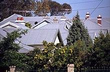 Corrugated Galvanised Iron Wikipedia