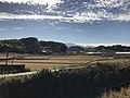 Mount Unzendake and paddy fields on south side of Kojirokuji Area.jpg