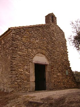 Chapelle Saint Laurent de Moussan