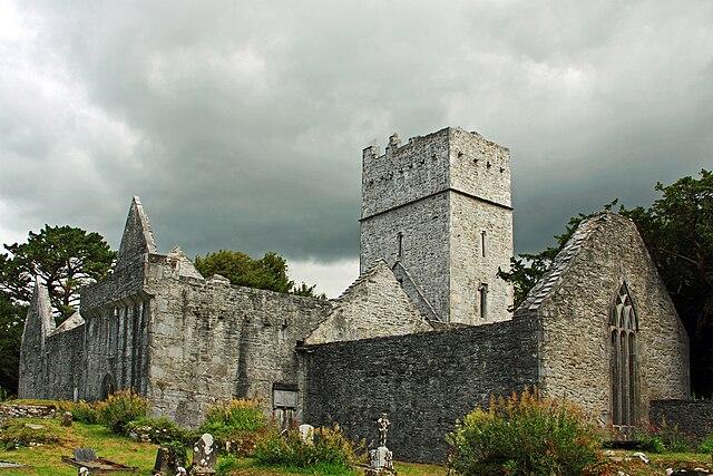 Resultado de imagen de Irlanda - Abadía de Muckross