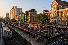 Mumbai 03-2016 75 Charni Road station.jpg