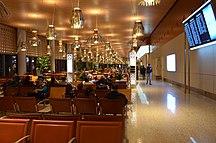 Chhatrapati Shivaji Maharaj International Airport-Terminals-Mumbai International airport T2 boarding gates