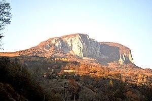 Western Romanian Carpathians - Vulcan Mountain in Apuseni Mountains